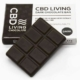 CBD Living Dark Chocolate Bar 120
