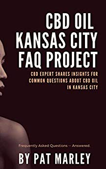 CBD Oil Kansas City FAQ Project Ebook Cover
